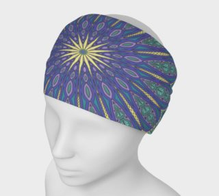 Southern Belle Mandala Headband preview