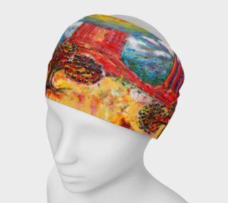 Aperçu de Rain or Shine Monument Valley Headband