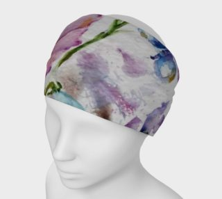 Whimsical Flowers Head Band preview