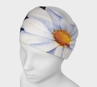 White Daisies Lady Bug Head Band preview