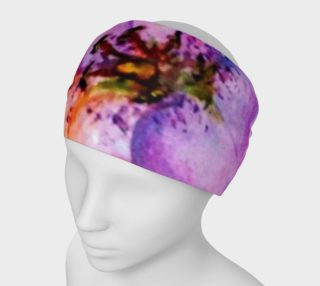 Neon Lily Head Band preview