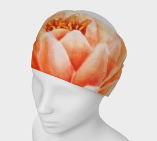 Orange Waterlily Headband preview