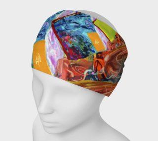 Infinity Invitation Open Mind Print Headband preview