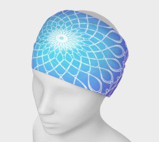 Folllow the Light Mandala Headband preview
