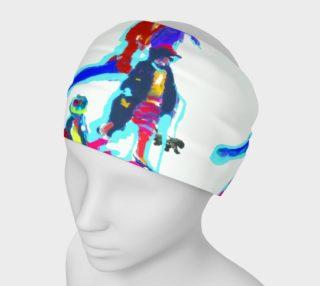 Traffic Pattern Headband preview