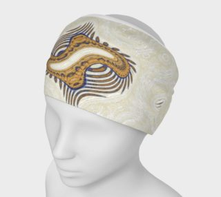 Yoga Woman Victory Symbol Headband (w/lux-surface look.) preview