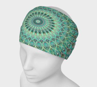 Mint Dreams Mandala Headband preview