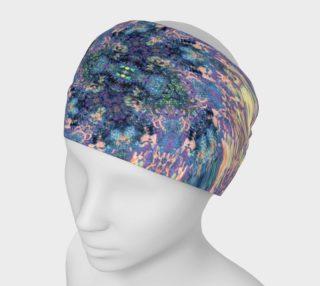 Tuscany Harvest Monet-Style (original Devin art) Headband preview