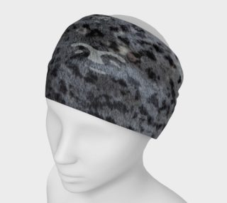 seal fur headband preview