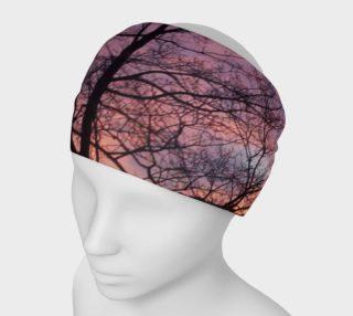 Purple Sunset Headband preview