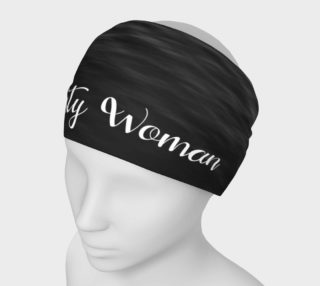 Aperçu de Nasty Woman Headband Gray
