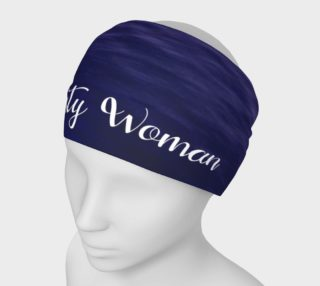 Aperçu de Nasty Woman Headband Purple