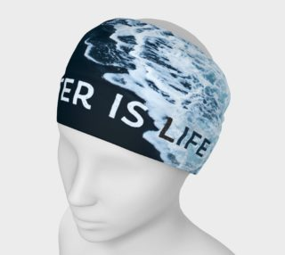 Aperçu de Water is Life Headband Block