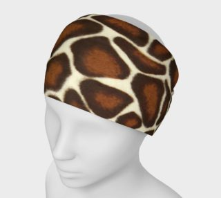 Giraffe Spots Headband preview