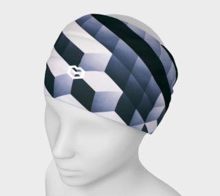 Aperçu de 0577 // yptycyl ydyfyce Headband