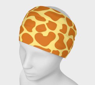 Aperçu de Giraffe Print