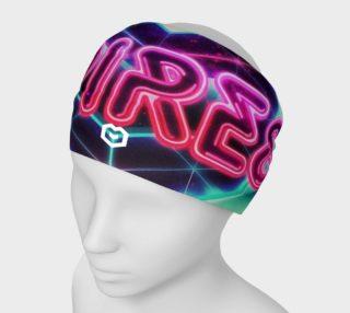 Aperçu de LL329 // 80's Spires Headband