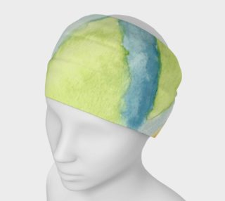 Pastel Stained Glass Headband preview