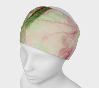 Noel Stained Glass Headband preview