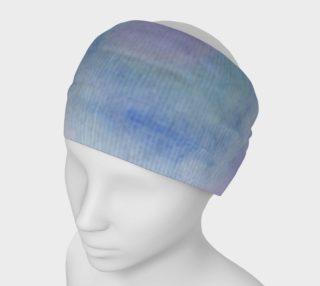 Blue Rose Dance Headband preview