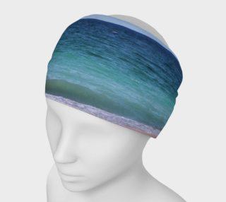 Aperçu de Lake Superior Agawa Bay Sunny Day Headband