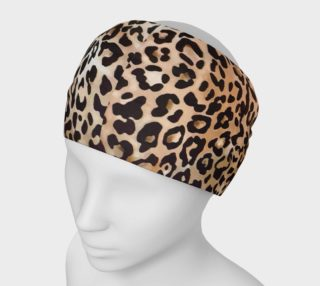 Leopard Head Band preview