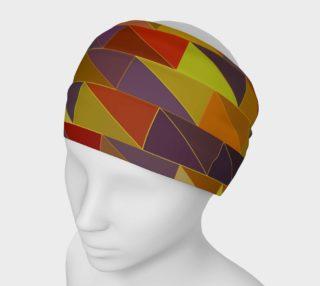 Aperçu de Geometric Abstract - Fall Colors