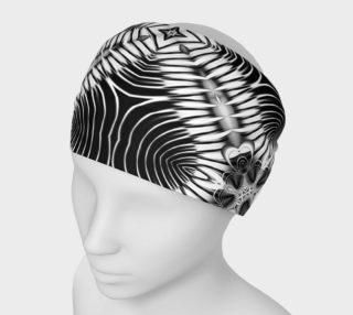 Black+White Tribal Weave Pattern V3 preview