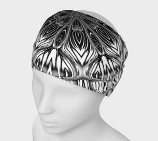 Black+White Tribal Weave Pattern V7 preview