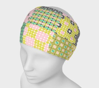Aperçu de Ronnie & Dehlia Patch Patterned Headband