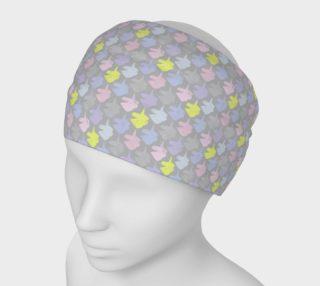 Aperçu de Salvar a Los Unicornios 500 Pattened Headband