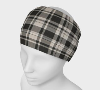 Black and White Plaid  preview