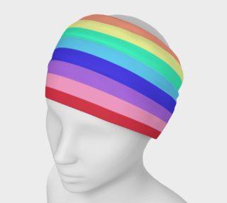 Nola Pride Headband preview