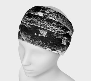 Aperçu de Black White Chainlink Art Headband
