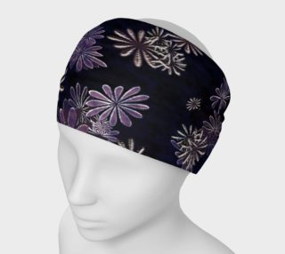 Aperçu de Fancy Daisy Abstract Headband