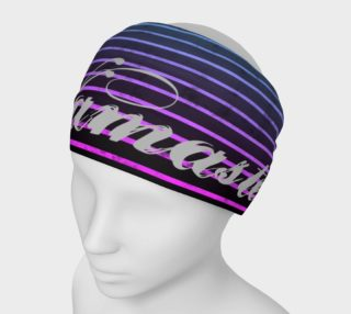Head Band Striped Namaste preview