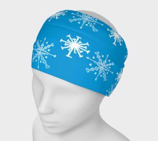 Snowflake Headband preview