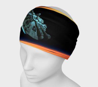 Star Wars spaceship headband preview