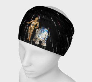Star wars headband preview