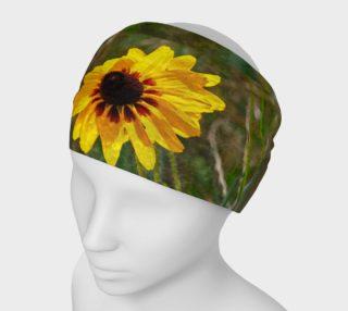 Aperçu de Black Eyed Susan Headband