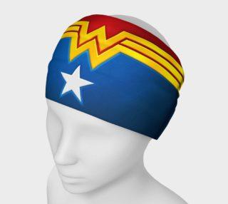 Wonder Woman Headband preview