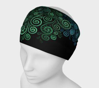 Aperçu de Turquoise Green NeuRose