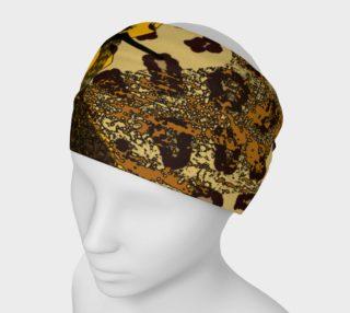 African Tango Headband aperçu