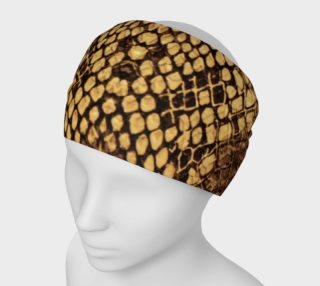 Aperçu de Abstract Primal Headband by GearX