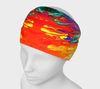 Aperçu de Abstract LavaFlo Headband by GearX
