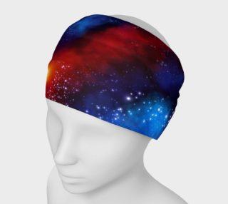 Aperçu de Deep Space Nebula Headband by GearX