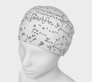 Aperçu de GeekChic Equation Headband by GearX