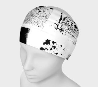 Aperçu de Grunge Collage Headband by GearX