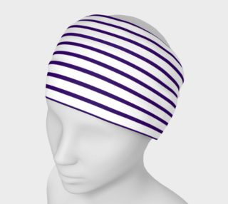 Umsted Design Royal Purple Stripes preview