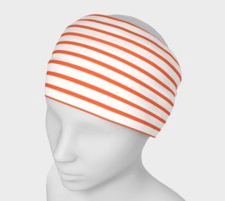 Umsted Design Orange_Stipe preview